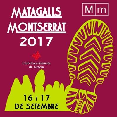 MATAGALLS - MONTSERRAT