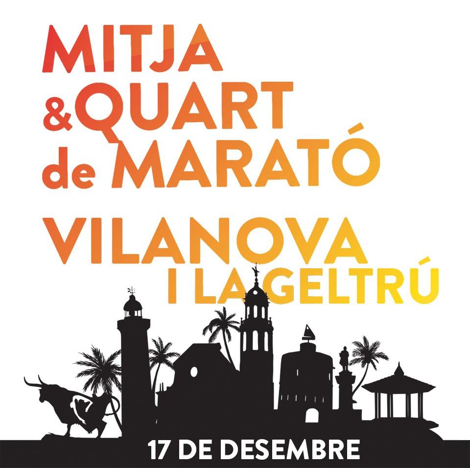 Mitja Marató de Vilanova