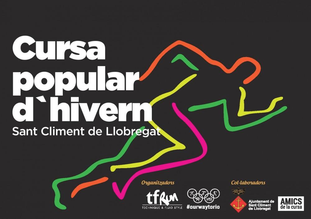 Cursa Popular d'hivern de Sant Climent de Llobregat