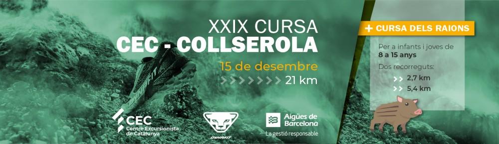 XXIX Cursa CEC-Collserola 2019