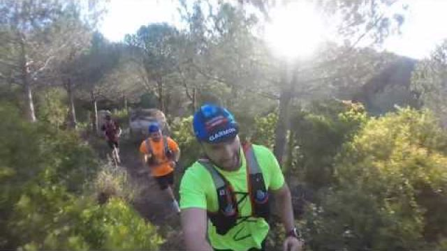Trail Aixetes 19 km 918+ 15/05/16