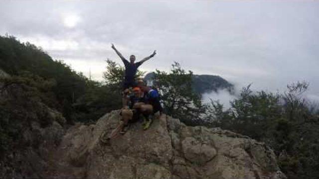 Trail 3 Cims del Montseny 28 km 2000+ 12/06/16