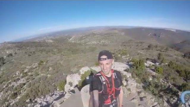 Trail por El Garraf 24 km 821+ 23/04/16